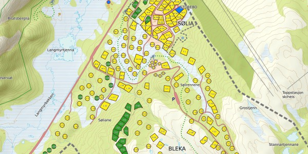 gautefall kart Gautefall Sentralen   For nærmiljøet på Gautefall. Vi selger og  gautefall kart